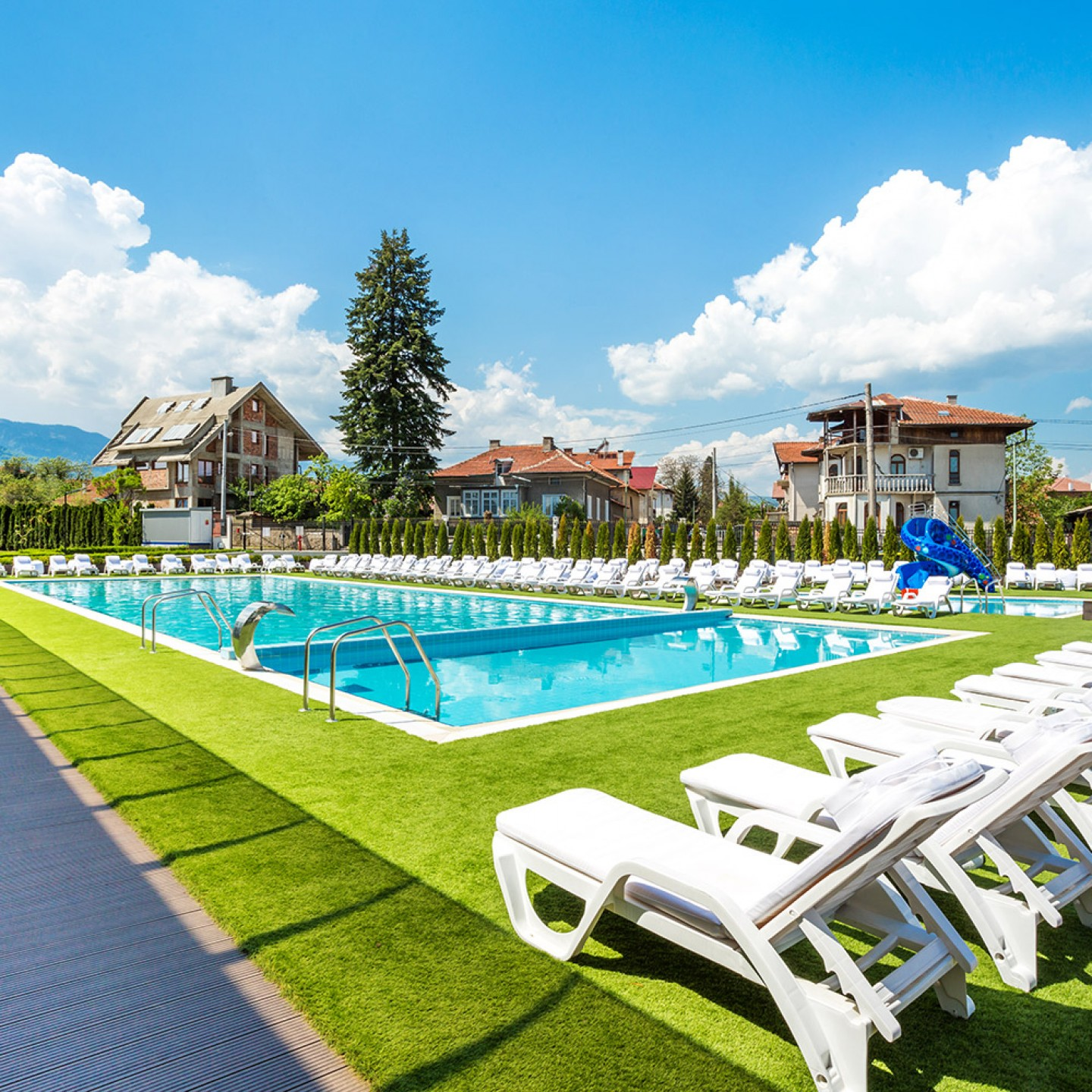 Luxury in the centre of Dolna Banya